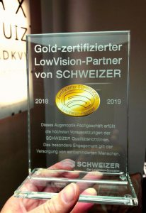 Goldpartner 2018 - 2019